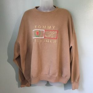 Vintage 90s Tommy Hilfiger sweatshirt